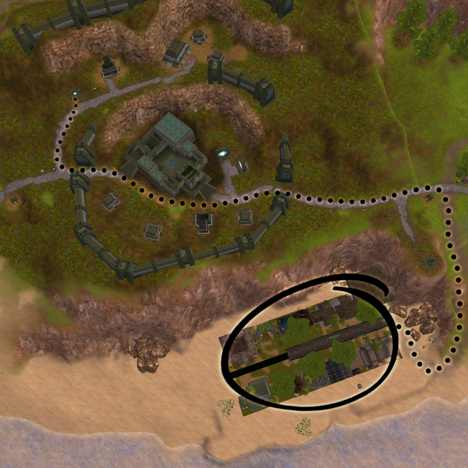 Leezlord's Land Location